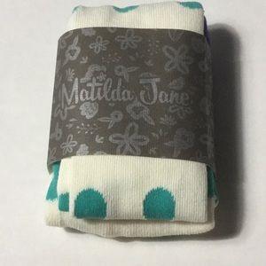 Matilda Jane tights Sz 2